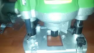 Обзор Фрезер электрический POB-2400 PROCRAFT + набор фрез