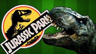 Jurassic Park Simulator! | The Lost Valley (Oculus Rift)