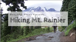 Beautiful Places Hiking: Mount Rainier Skyline Trail