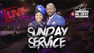 Sunday Service 25th August 2019 LIVE With Apostle Johnson Suleman