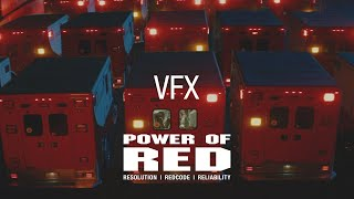 Power of RED | Resolution Matters | VFX