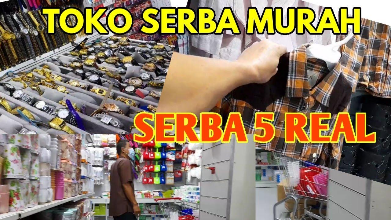 BELANJA DI TOSERBA MURAH MERIAH SEMUA SERBA 5 REAL-OnielsMuradz