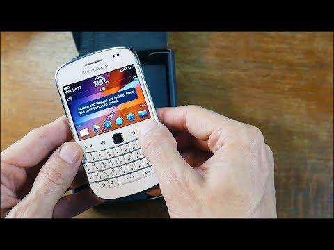EBay Неудачная Покупка Телефон BlackBerry Bold 9900 США 2018