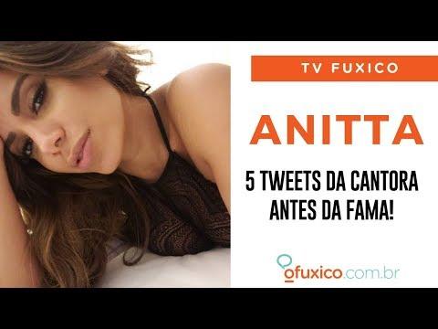 OFuxico: 5 tweets da Anitta antes da fama!  😱
