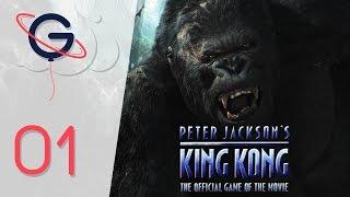 King Kong FR #1: Bienvenue sur Skull Island !