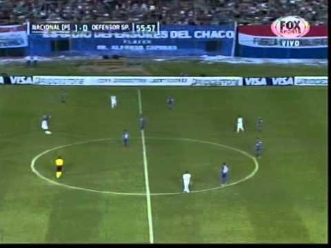 Nacional Vs. Defensor Sporting 2do tiempo