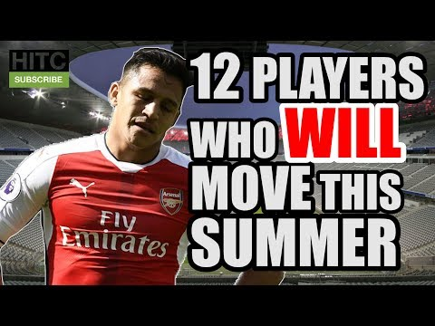 12 Players Who WILL Probably Move Clubs This Summer