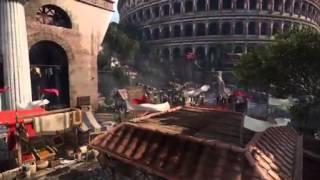 Ryse: Son of Rome Flythrough Trailer - Rome (HD)