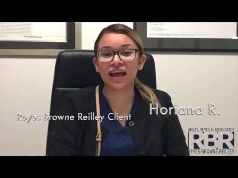 Horiana R. – Dallas TX Injury Lawyer Review