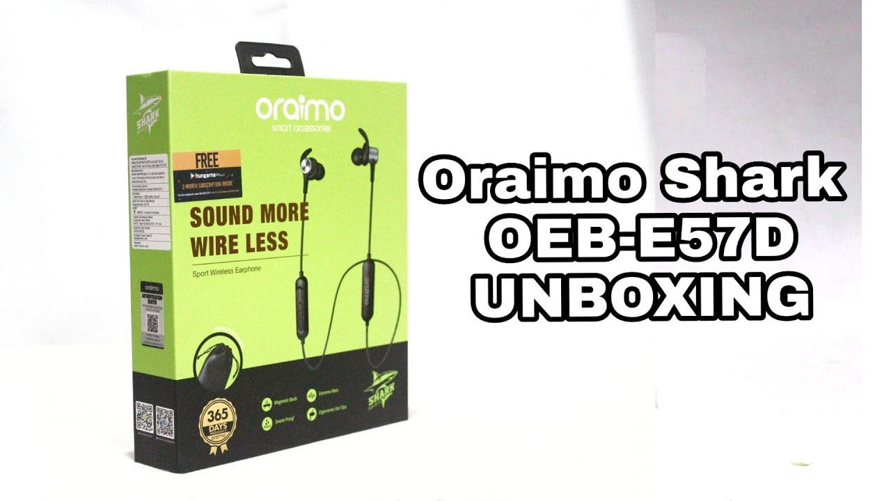 95d7c9237d3 Oraimo Shark OEB-E57D - Unboxing , Specifications and Pricing - YouTube