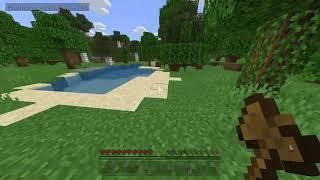 Live minecraft survie ps4 ep 1 la base