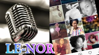 I Love The Lord Whitney Houston Cover By (Le-Nor) Gospel Music, Youtube Singer, Motivational Music!