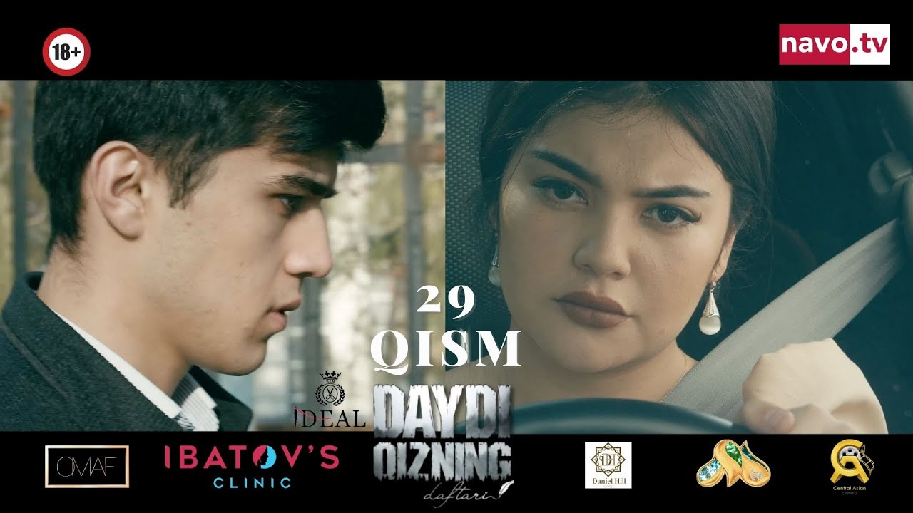 Download Daydi qizning daftari (o'zbek serial) 29-qism | Дайди қизнинг дафтари (Ўзбек сериал) 29-қисм