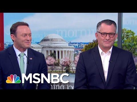 A Bipartisan Duo Mulls Run For Office In Florida | Morning Joe | MSNBC