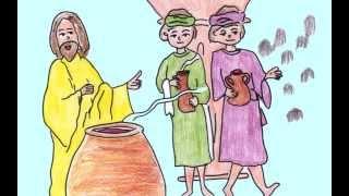 聖經小故事 第八集:婚宴的葡萄酒