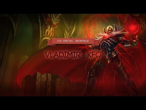 KFO 크포 블라디미르 매드무비 *KFO Vladimir Mad Movie #1 [롤스페셜]