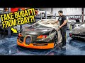 I bought A Fake Bugatti Veyron On Ebay (and It's Worse Than You Think)