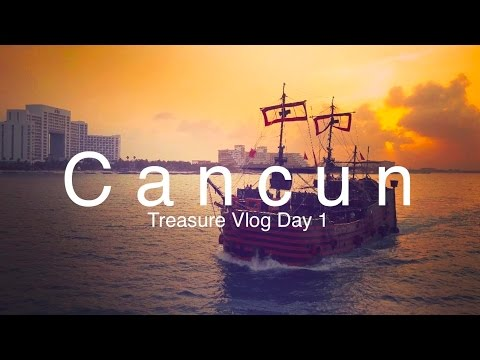Traveling Adventures of a Treasure Hunting Vlogger. Day 1 Canucun