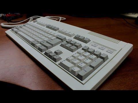 Monterey K104 keyboard review (Alps.tw Type OA2)