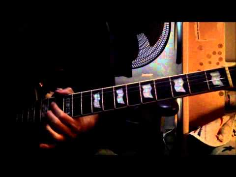 Endless rain-X japan guitar cover by bee