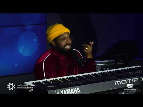 PJ Morton Interview & Performance   2018 Grammy Week
