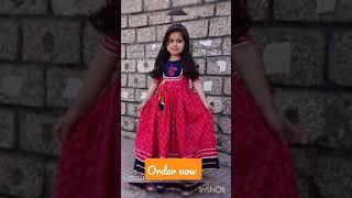 Beautiful girls dresses available in affordable price