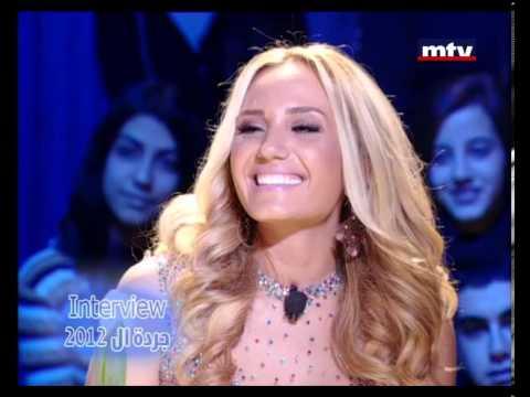 Talk of The Town 27 Dec 2012 - Mikaella حديث البلد - ميكاييلا