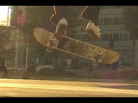 Chef Techniques - Nollie BS Bigspin by Kristoffer Malana