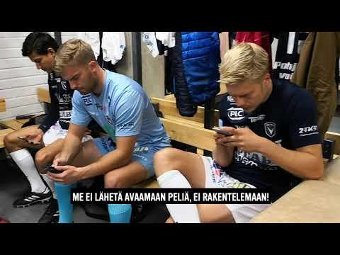 AC Oululle oma faniapp - Luuri on laivastonsininen!