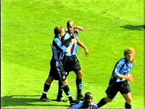 COVENTRY CITY 3  CHELSEA 2  AUG 9TH  1997