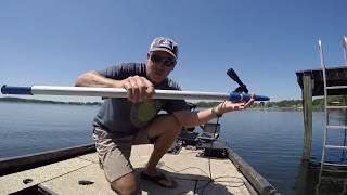 Zapętlaj Spying Beneath Boat Docks with Aqua-Vu! | Aqua-Vu