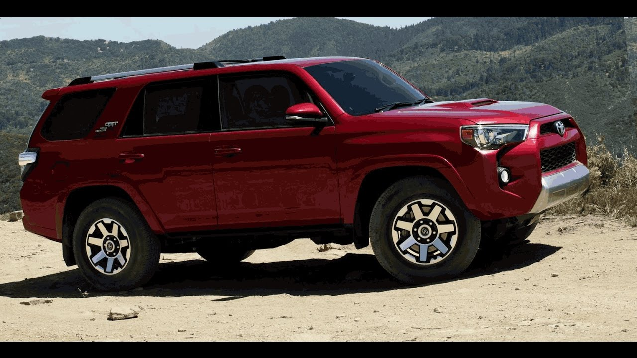 2017 toyota 4runner trd off road premium edition youtube. Black Bedroom Furniture Sets. Home Design Ideas