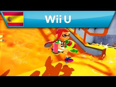 Splatoon - Tráiler presentación (Wii U)