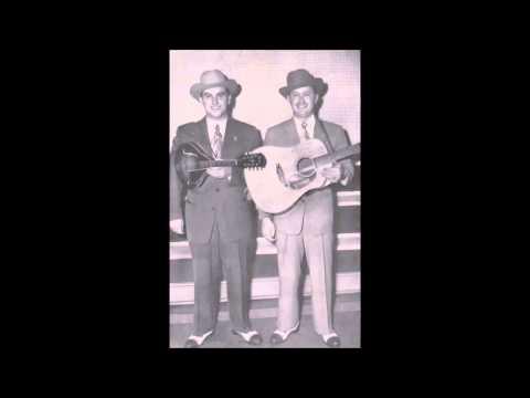 Jimmy Martin and Bob Osborne Across the Sea Blues