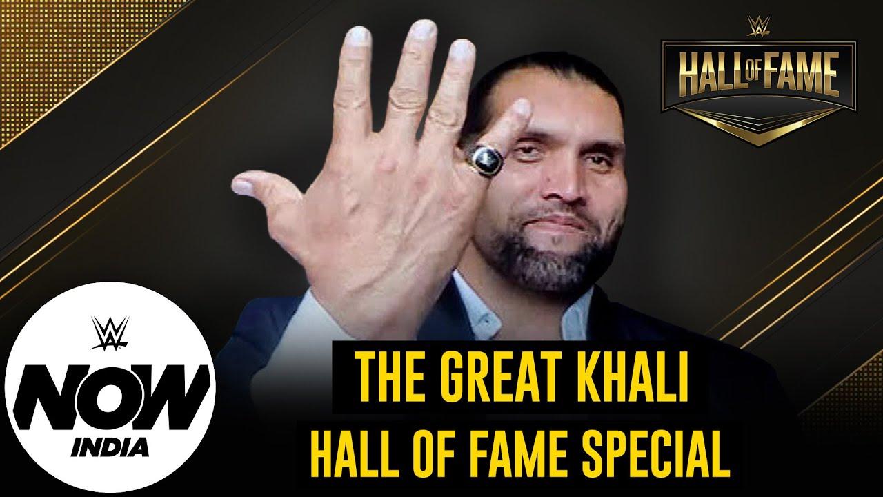 The Great Khali Hands