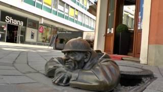 Bratislava City Slovakia.Братислава экскурсия по старому городу.Robinson Crusoe(Братислава старый город.Города Европы., 2013-05-28T12:55:48.000Z)