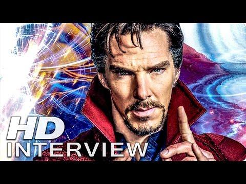 BENEDICT CUMBERBATCH Interview zu DOCTOR STRANGE - Patze Talks