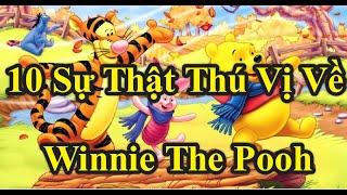 10 sự thật thú vị về Winnie The Pooh