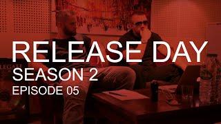 Release Day 2 - Die fünfte Woche - Schreiben und recorden mit Kollegah und Flaze