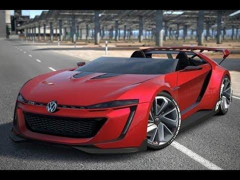 VW GTI Roadster rate 1 10 | Dubai auto show 2018