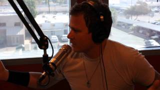 Part 2 of 2: Blink-182's Tom DeLonge with X103.9's Robin Nash