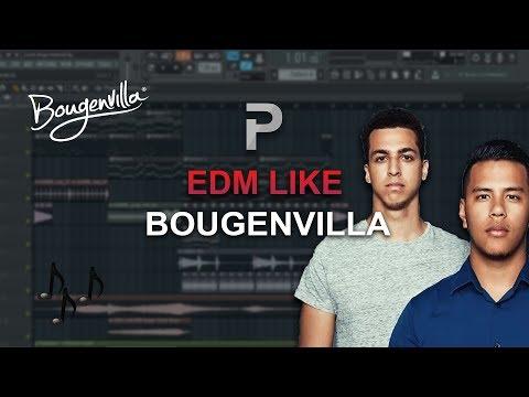 HOW TO MAKE: EDM Like BOUGENVILLA - FL Studio tutorial