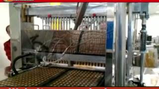 YX300 Jelly Candy Production Line USA from Ms Amanda