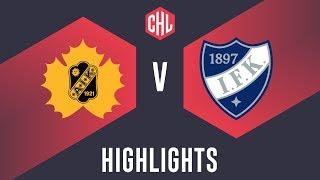 Highlights: Skellefteå AIK vs. IFK Helsinki