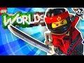 LEGO Ninjago DLC LEGO Worlds Gameplay Episode 20 mp3