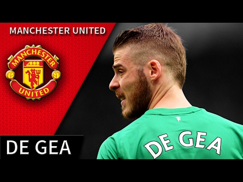 David de Gea • Manchester United • Best Saves Compilation • HD 720p
