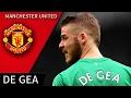 David De Gea • Manchester United • Best Saves Compilation • HD 720p