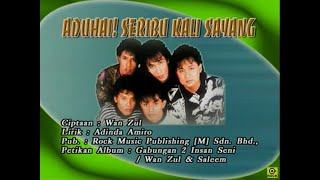 Download lagu Iklim-Aduhai!Seribu Kali Sayang[Official MV]