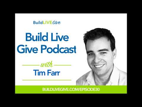 BLG30 – How to successfully exit a business and build a community you care about with Tim Farr