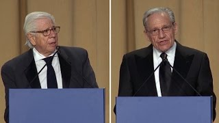Bob Woodward  The media is not fake news